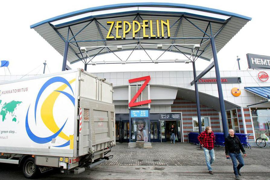 Onko Zeppelin Kempeleen napa?