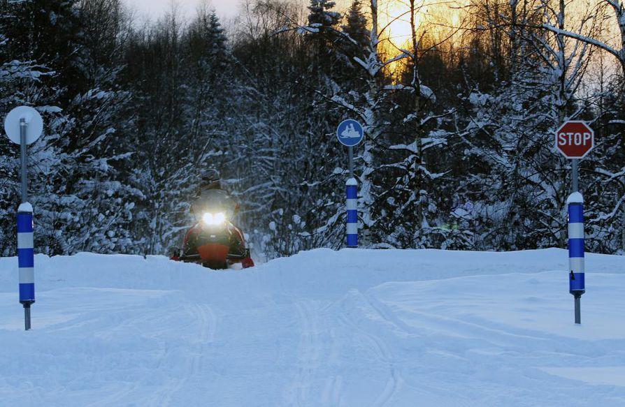 Kelkkareitit Oulu