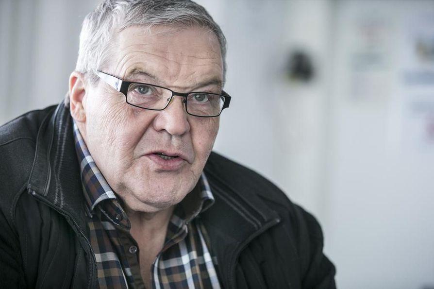 Eero Koskelainen on teollisuusvaikuttaja, jonka ura on kestänyt jo yli 30 vuotta.