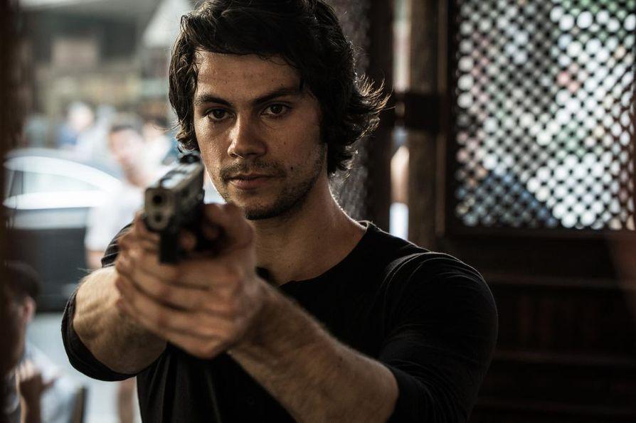 Dylan O'Brien esittää American Assassinin nuorta nimikkohahmoa.