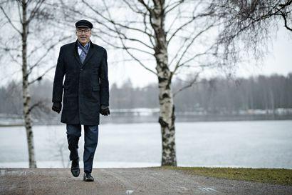 """Pörhön Autoliikkeessä valmistaudutaan sukupolvenvaihdokseen – Matti Pörhö: """"Minä luovutan operatiivisen vallan kolmen vuoden kuluessa, mutta enhän minä tästä mihinkään katoa"""""""