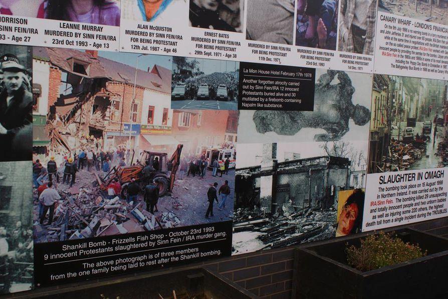 Frizzellin kalaliikkeen räjähdyksessä kuoli yhden pommittajan lisäksi yhdeksän ihmistä. Tapahtuma oli yksi suurista käänteentekevistä hetkistä Pohjois-Irlannin levottomuuksissa. Pitkän perjantain rauhansopimus saatiin allekirjoitettua monien vaiheiden jälkeen vuonna 1998.