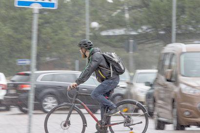 Lämmintä talvea seurasi viileä kevät–Katso nopeutettu video kevään tulosta Raaheen