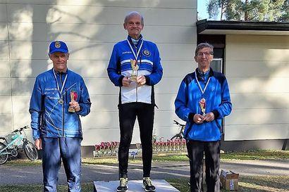 Matti Tennilälle puolimaratonin SM-kulta