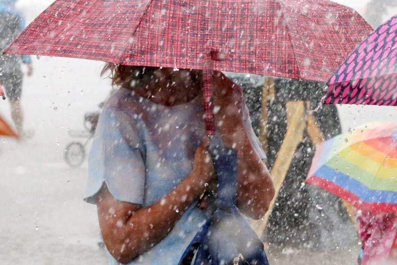 Luvassa sadetta ja kovia tuulenpuuskia tiistaiksi – saderintama saapuu viimeistään yön aikana