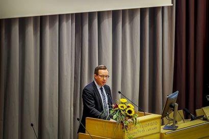 Elinkeinoministeri Mika Lintilän päätös EU:n aluekehitysrahojen jakotavasta on Lapille poikkeuksellisen tärkeä asia