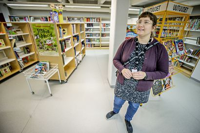 24 mistä valita: Oulun kirjastoverkko on Helsingin jälkeen maan toiseksi suurin–kävimme katsomassa, miltä kolmessa hyvin erilaisessa kirjastossa näyttää
