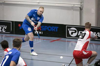 Sastamolo taipui Oulussa tappioon jatkoajalla