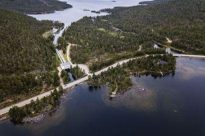 Inarin Kirakkakönkään kalakantojen ennallistaminen sai vauhtia: voimalaitoksen purkamisen suunnitteluun eduskunnalta 100 000 euroa