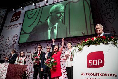 Puoluekokoukset siirtymässä syksyyn – Rinne jatkanee sdp:n johdossa aiottua pidempään