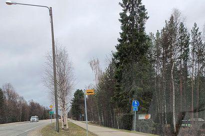 Lapin ely-keskus asentaa uusia liikennemerkkejä – yksi muuttuu sinisestä keltaiseksi