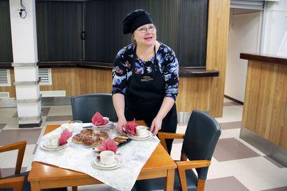 Uusi kahvila Kemi-Tornion lentoasemalle–virallisia avajaisia ensi viikolla viettävä Sulo-kahvila tekee kaikki tuoretuotteensa itse