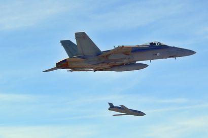 Hävittäjähankkeessa selvitetään amerikkalaisen Lockheed Martinin risteilyohjusten jatkokäyttöä