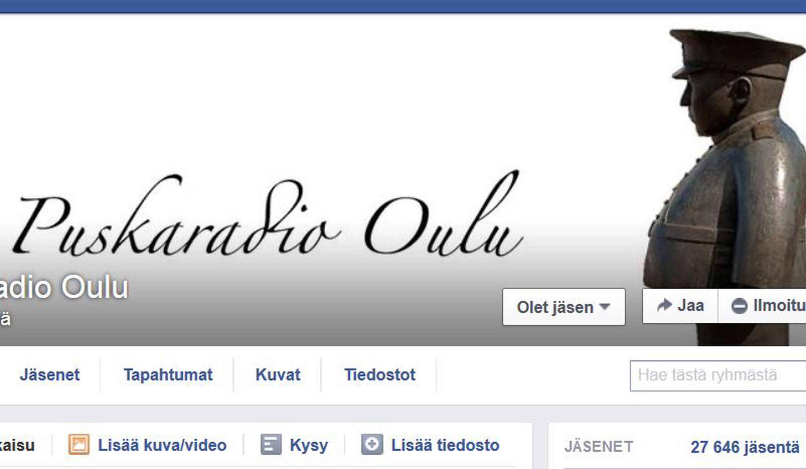 Oulun Puskaradio