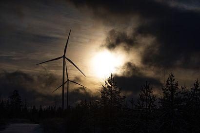 Tuulienergiasta elinvoimaa – turpeen perään on energiatuotannossa turha haikailla.