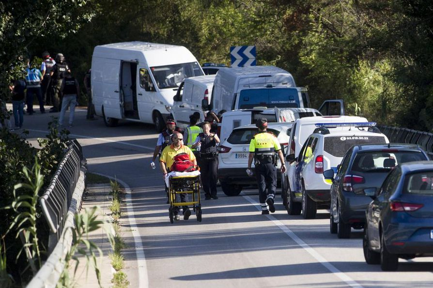 Etsintäkuulutettu Younes Abouyaaqoub ammuttiin Subiratsissa, noin 60 kilometriä Barcelonasta länteen.