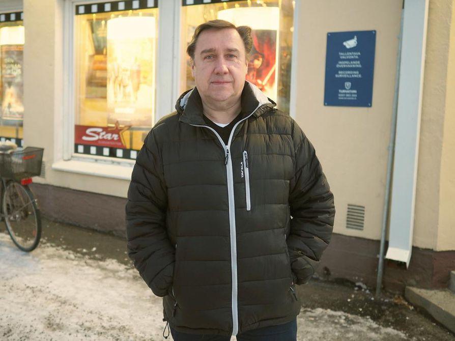 Juha Junno jätti Kärppien toimitusjohtajan tehtävän keväällä 2017.