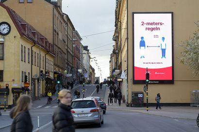 """Ruotsin talous on kärsinyt koronakriisistä yhtä pahasti kuin muiden Pohjoismaiden – """"Rajoitustoimet eivät ensisijaisesti ohjaa ihmisten käyttäytymistä, vaan pelko"""""""