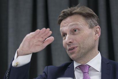 Olympiakomitean hallitus tuulettuu, puheenjohtaja Timo Ritakallio väistyy kahden muun mukana