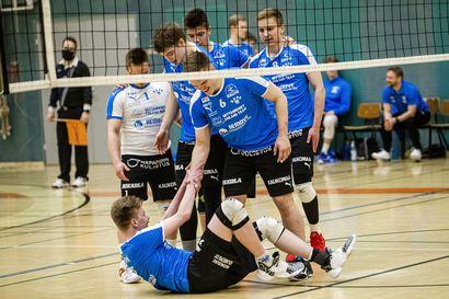 Tappioton TuTo-Volley lähetti NaPan kesälomalle