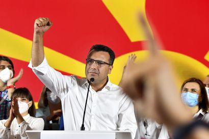 EU-mielinen ex-pääministeri voitti Pohjois-Makedonian vaalit – neuvottelut maan jäsenyydestä unionissa voivat alkaa jo tänä vuonna