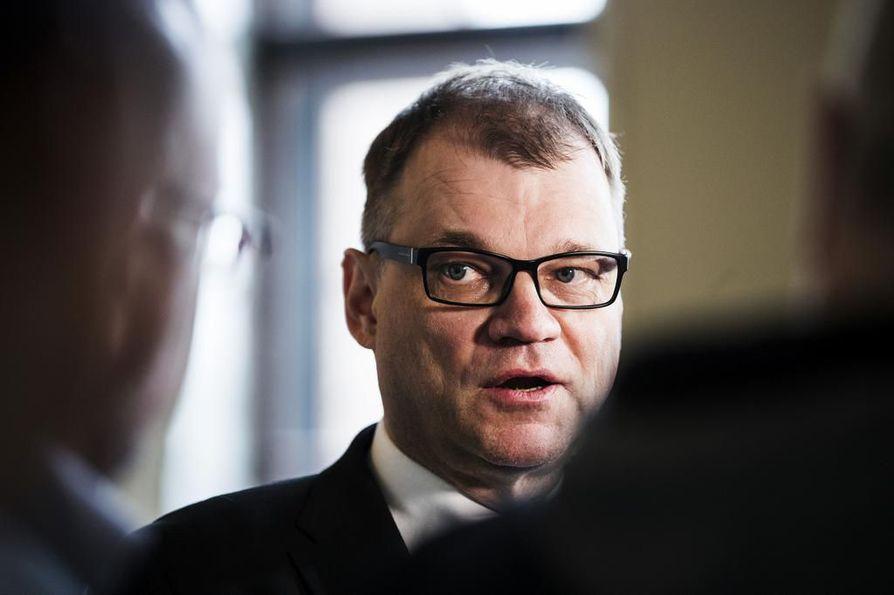 Pääministeri Juha Sipilä (kesk.) julkaisi perjantaina illalla lausunnon Oulun uusiin seksuaalirikosepäilyihin liittyen.