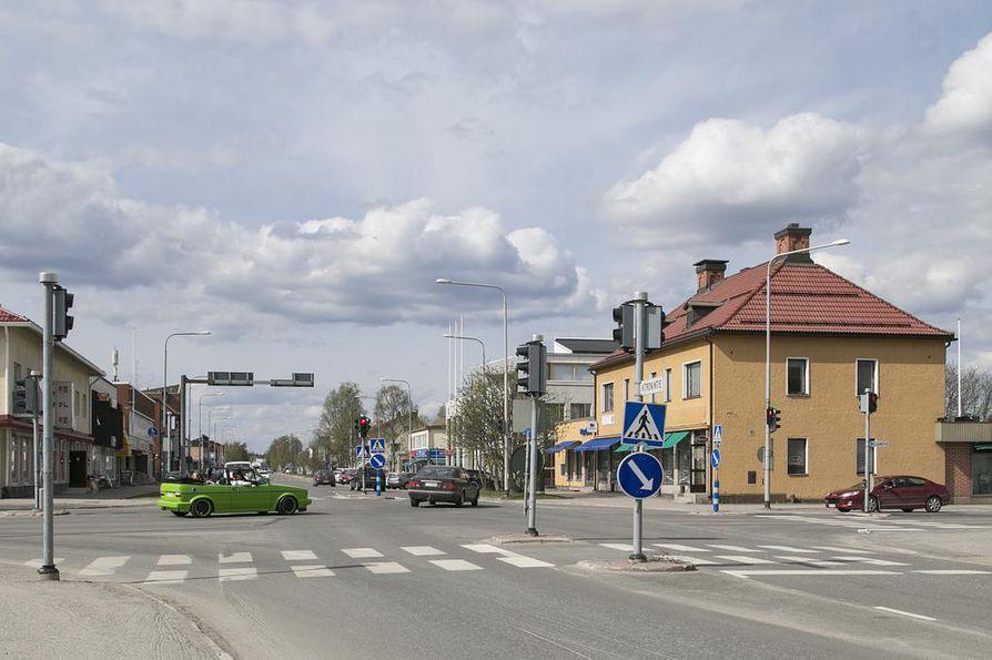 Ely-keskus ohjaa lähes 2 miljoonaa euroa hankkeeseen, jossa parannetaan Kuusamon liikennejärjestelyjä ja ydinkeskustan ilmettä.