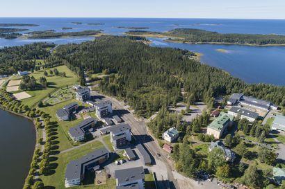 Raahen Kaupunginlahdenranta on mitoitettu yli 900 asukkaalle - yleisötilaisuus kaavaehdotuksesta tulossa