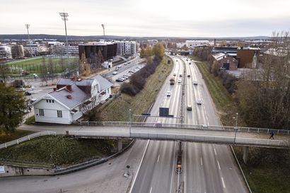 Lukijalta: Keskikaupunkia ei syytä enää tiivistää –  sinne kaivataan lisää viheralueita