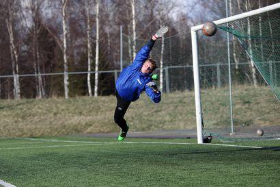 FC Raahen miehet nousivat selvään voittoon