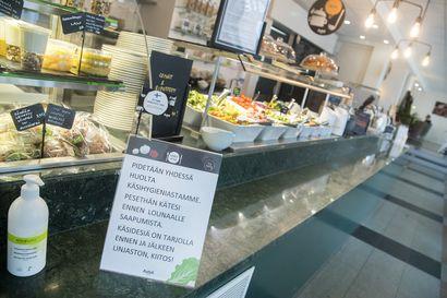 Avi tarkasti 76 ravintolan koronatoimia Pohjois-Pohjanmaalla ja Kainuussa: lähes puolesta puuttui tartuntatautilain edellyttämä suunnitelma, muutamissa ravintoloissa puutteita siisteydessä
