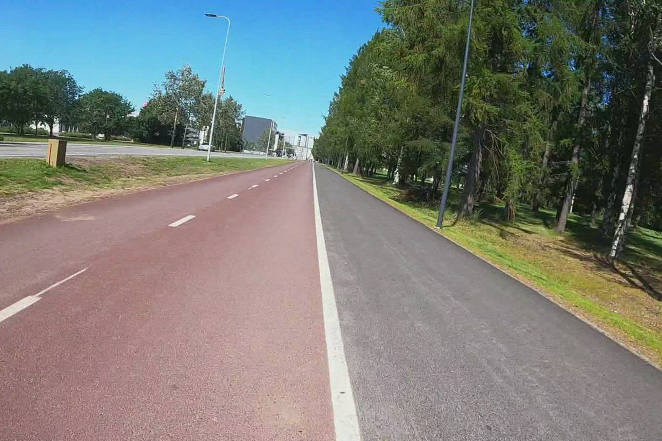 Oulun pyöräbaana