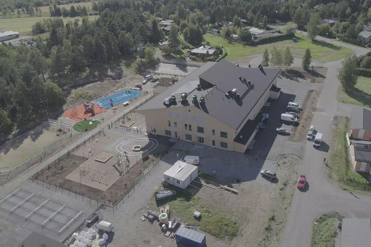 Saloisten koulukeskus