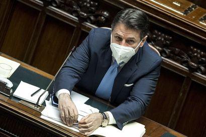 Parlamentin alahuone antoi luottamuksensa Italian pääministeri Giuseppe Contelle – todellinen koetus nähdään senaatissa tiistana