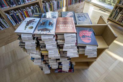 Kirjastojen rajattuja asiointialueita on laajennettu Oulussa  – osa kirjastoista on yhä kiinni