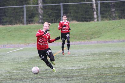 Varamiehinen FC Raahe hävisi selvästi Oulussa