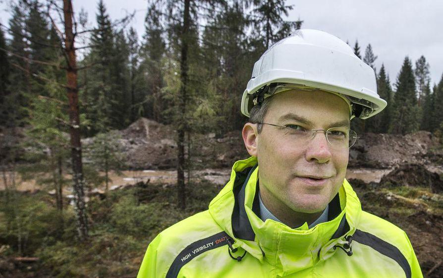 Fennovoiman toimitusjohtaja Toni Hemminki jättää yhtiön.