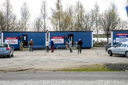 Pakkotarkastukset kaikille Lapin raja-asemille  – Aluehallintovirasto määrää pakolliset terveystarkastukset, koska maahantulijat eivät ole noudattaneet suosituksia