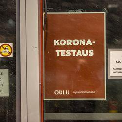 THL: Suomessa 444 uutta koronatartuntaa – Ouluun rekisteröitiin 13 uutta, muualla Pohjois-Pohjanmaalle lisäksi 7 tuoretta tartuntaa