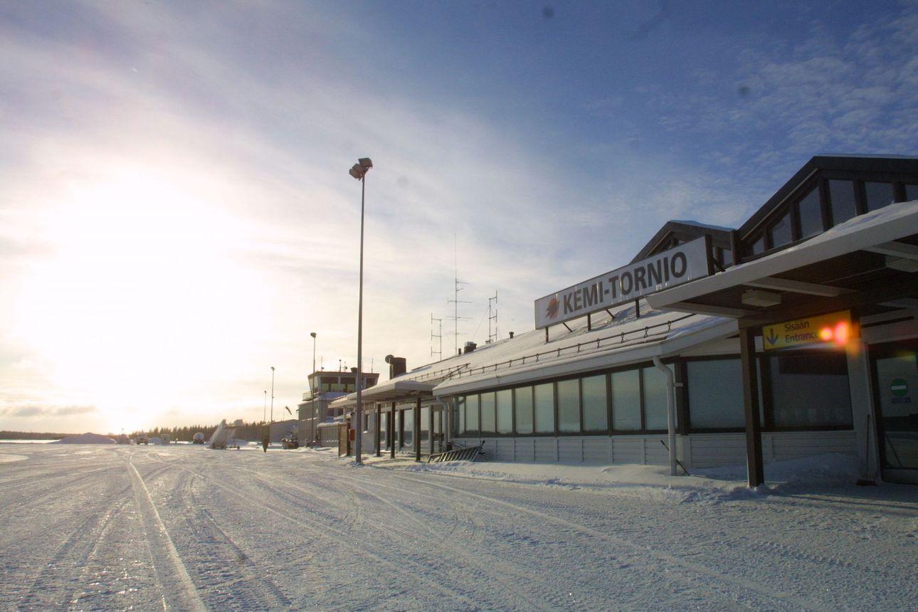 Lentoliikenne Kemi-Tornion  lentokentälle alkaa 10. toukokuuta