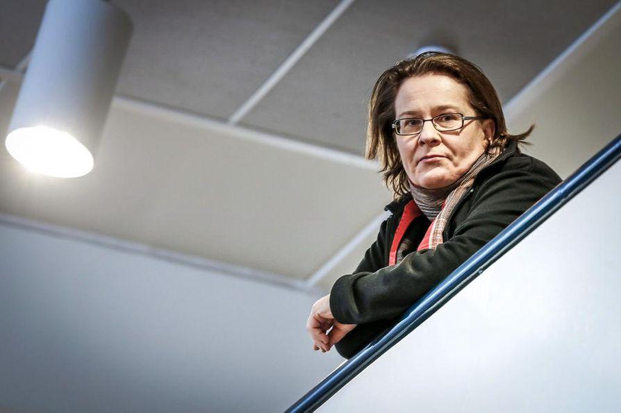 Tohtori Aini Linjakummun mukaan k yselyn tulos kuitenkin osoittaa, että vihreiden kannatuksessa on tapahtunut näiden vaalien alla jo valtava harppaus.