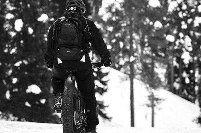 Läskipyörällä luontoon – Liikutko talvella pyörällä esimerkiksi työmatkan, tai harrastatko läskipyöräilyä?