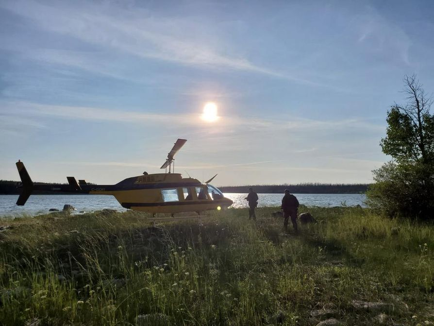 Poliisi löysi viime viikolla kolmesta murhasta epäiltyjen kanadalaismiesten ruumiit. Kuolinsyy oli itsemurha.