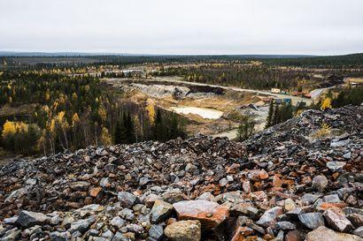 Tukes käsittelee Hannukaisen kaivosluvan uudelleen –Hallinto-oikeus kumosi päätöksen kaivospiiristä
