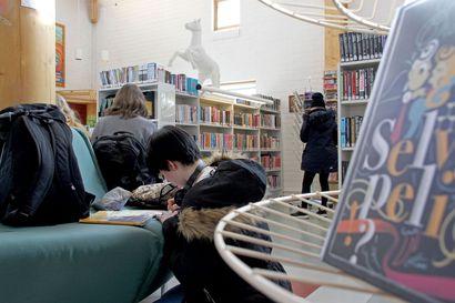 Siikalatvan kirjastoissa poikkeusjärjestelyt