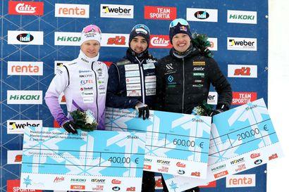 Ristomatti Hakola hallitsi Suomen cupin sprinttiä