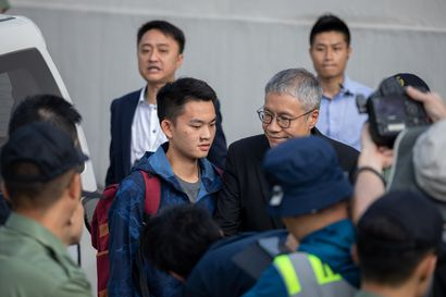 """Hongkongin hallintojohtaja tyttöystävänsä surmanneesta miehestä: """"Hän on vapaa mies, jolla on vapaa tahto"""""""