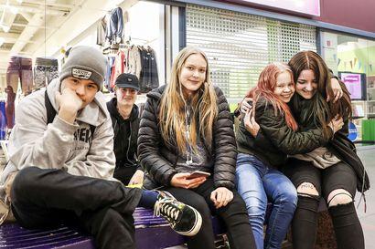 Nuorten kauppakeskussäännöt päivitettiin ajan tasalle – aikuisia unohtamatta