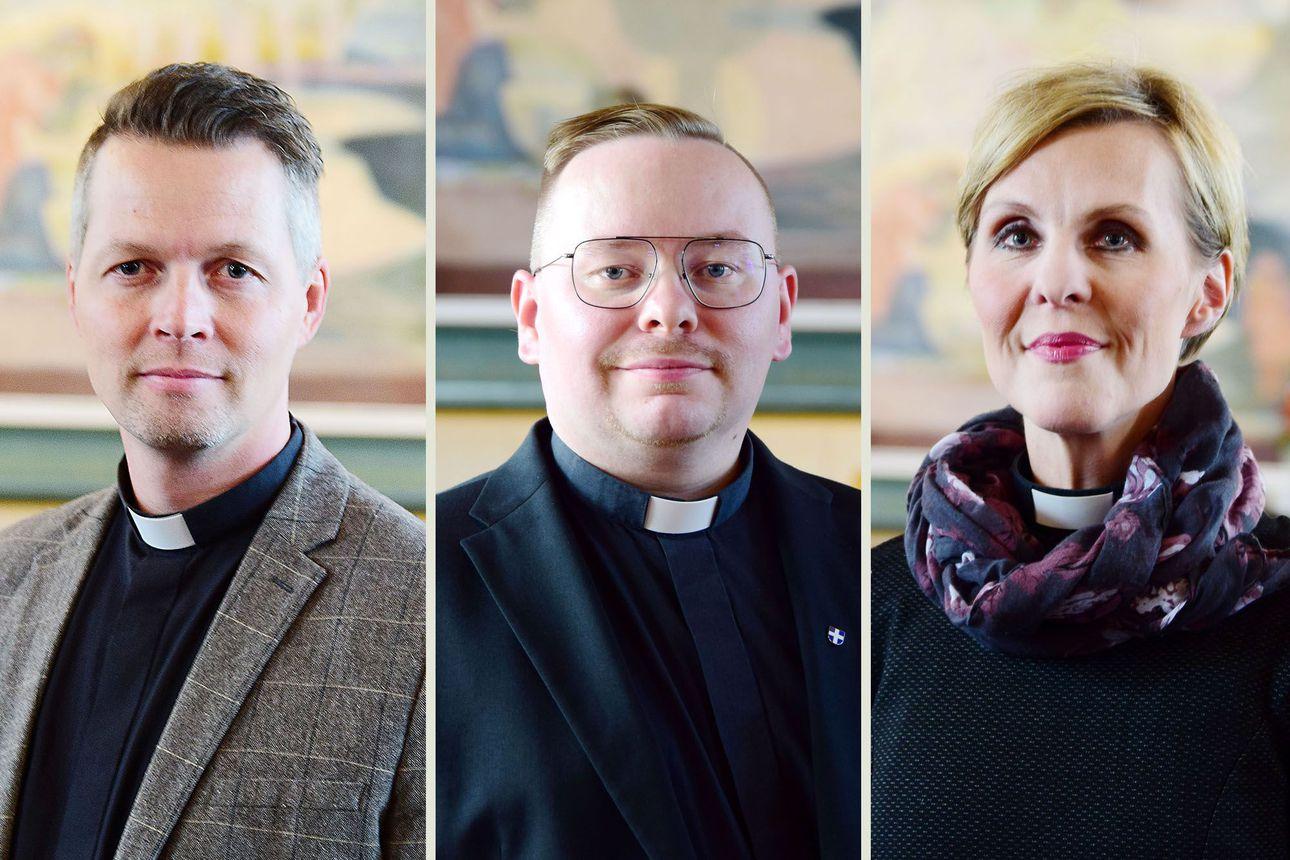 Katso Rovaniemen kirkkoherraehdokkaiden vaalipaneeli tästä: keskustelu alkaa kello 18.00 – mukana Taivalkosken nykyinen kirkkoherra Tuomo Törmänen