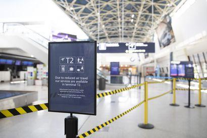 Helsinki-Vantaan lentokentällä kokeillaan koronakoiria, joita tarvittaisiin pian jo satoja lisää